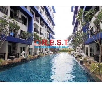 The Blue Residence Condo For Rent
