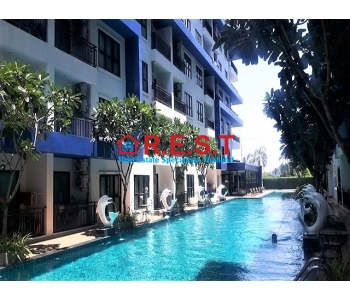 Pattaya The Blue Residence Condo For Sale