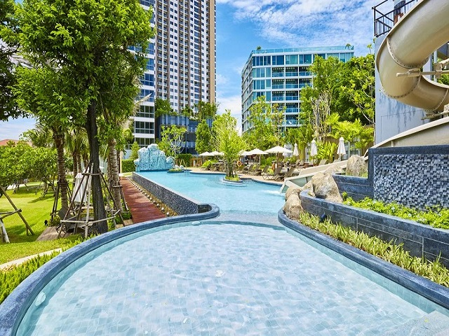 Rent Unixx Pattaya Condo ,