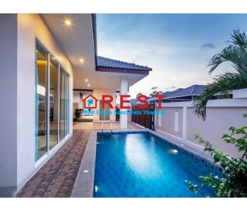 Garden Ville Huay Yai House For Sale