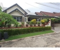 HS1559, Pattaya 3 bedroom furnished house sale,