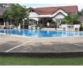 HR1401, Pattaya 3 bedroom house rental, Communal pool,
