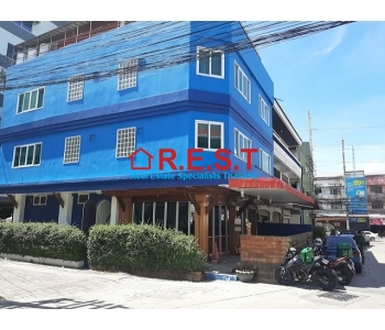 Reduced Pattaya apartment building for sale,