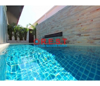 Pattaya Pool Villa For Sale
