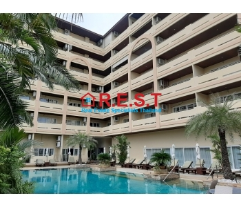 View Talay residence 2 bedroom condo rent