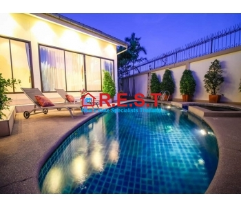 Jomtien House For Rent