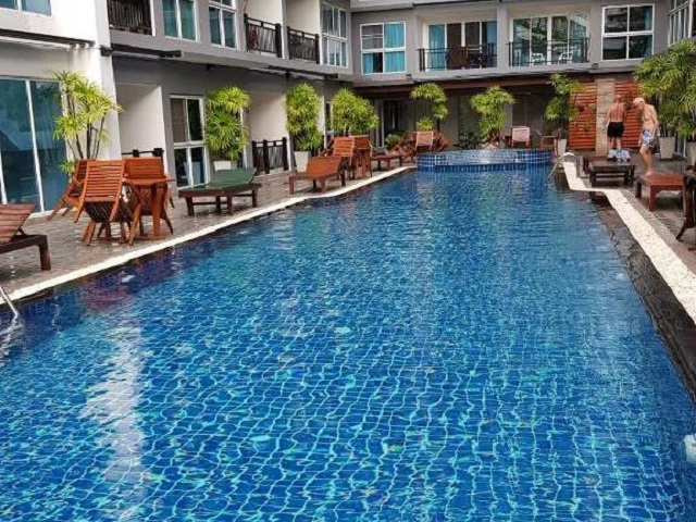 The avenue residence central Pattaya