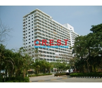 View Talay 2 B Jomtien condo rental,