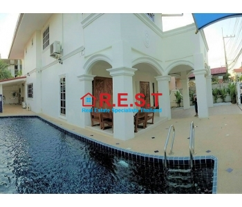Jomtien house for rent 5 bedrooms