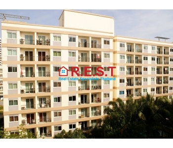 Park Lane Jomtien 2 bedroom condo rental,