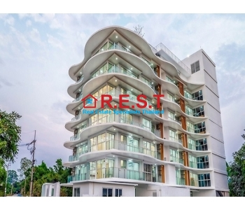 Bangsaray beach 1bed condominium Reduced,