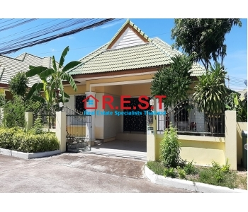 Pattaya house for sale 3 bedroom,
