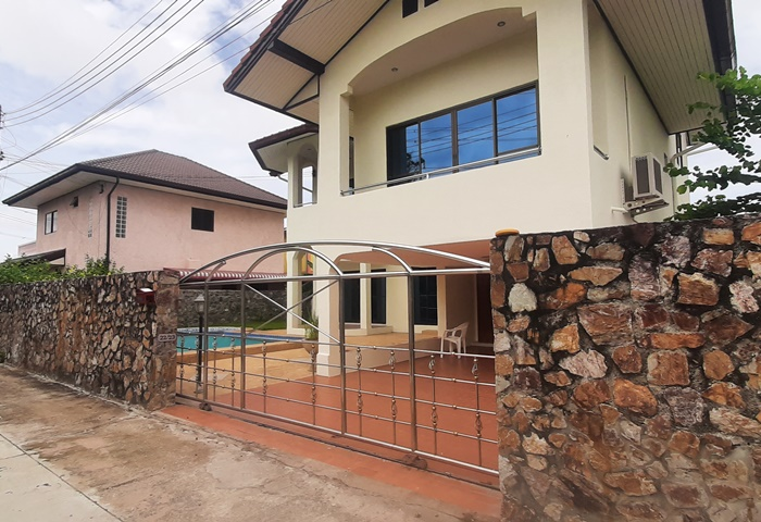 Pattaya house for rent,