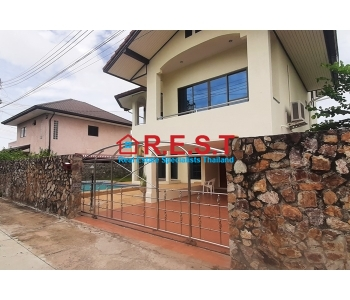 Pattaya 3 bedroom house for rent,