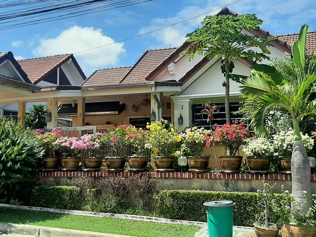 Pattaya 3 bedroom house for sale,