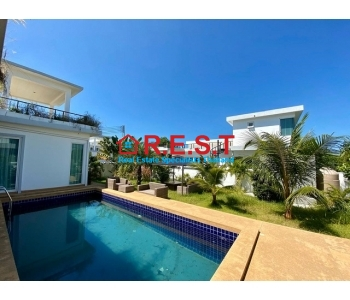 Na Jomtien  House 3 bed For Sale