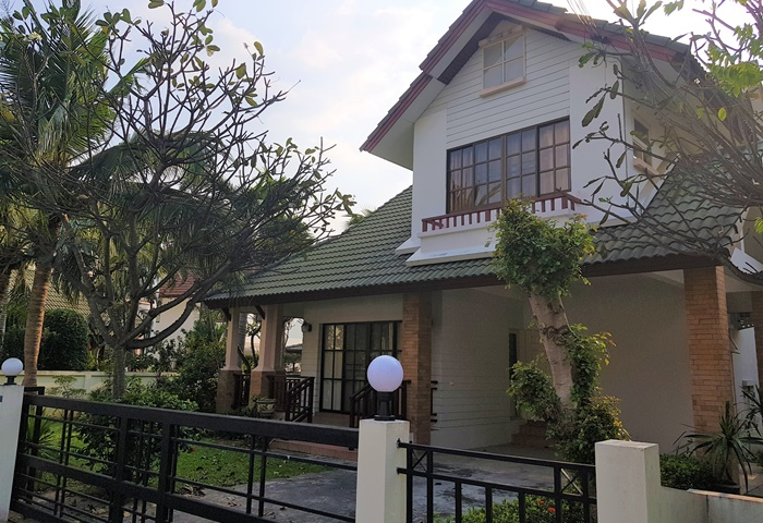 Pattaya house for sale,