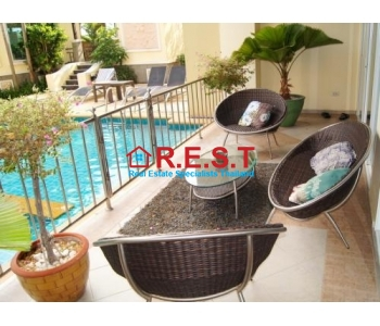 The Residence Jomtien For Rent N/A