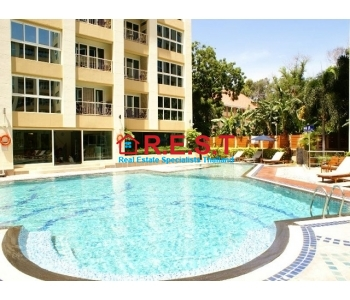 City Garden Pattaya For Rent