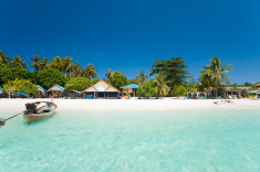 stock photo 15154862 white sand beach paradise koh lipe 1